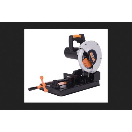 Evolution Power Tools 7-1/4u0022 Multi-material Cutting Chop Saw, RAGE4