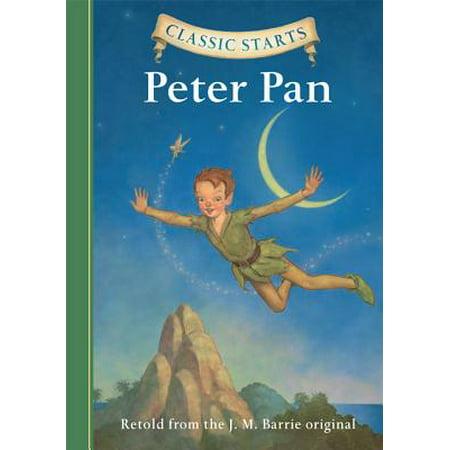 Disney Classic Peter Pan - Classic Starts®: Peter Pan - eBook