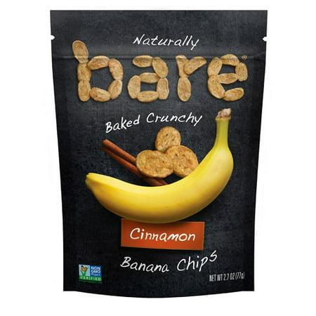 Bare Foods Bare Banana Chips, 2.7 oz