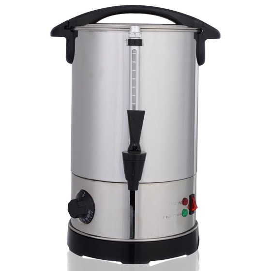 Electric Hot Water Kettle ~ Costway stainless steel quart electric water boiler