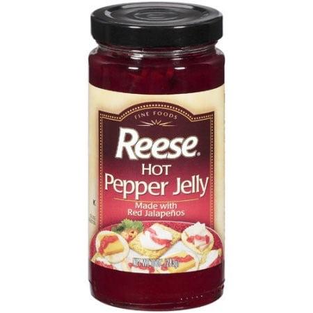 Reese Hot Jalapeno Jelly, 10 Oz