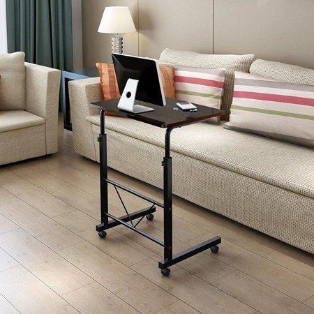 Ktaxon Black Adjustable Laptop Table Stand Computer Desk