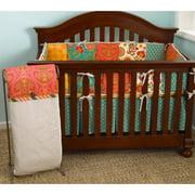 Cotton Tale Designs Gypsy 4 Piece Crib Bedding Set