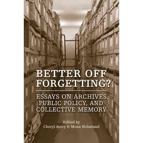 memory and forgetting essay Causes of forgetting - reasons for forgetting - inability to retrieve a memory, encoding failure,never in long-term memory in the first place, information.