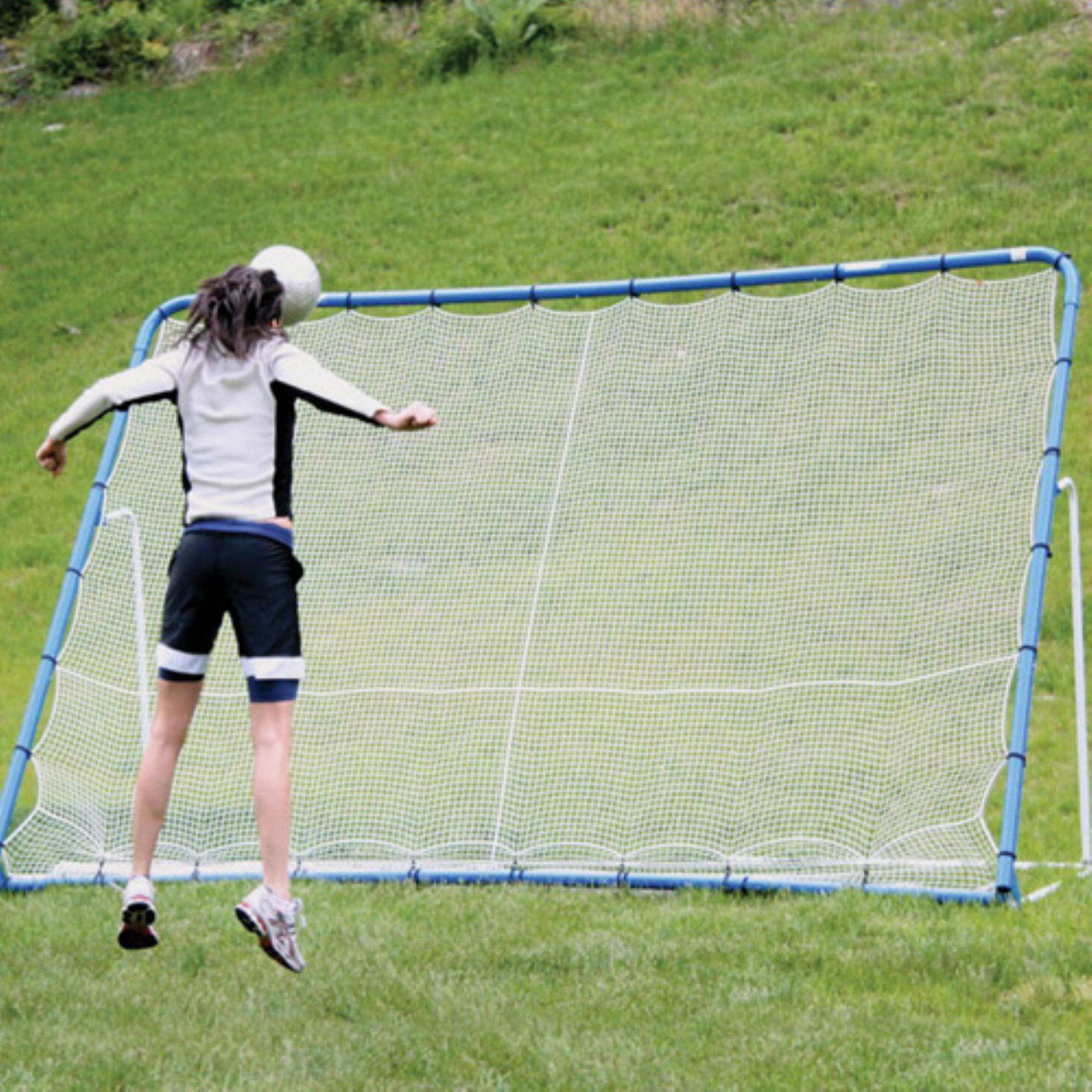 EZgoal Monster 12' x 6' 6-In-1 Pro Multi-Sport Goal