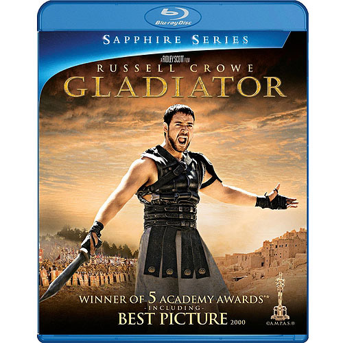 Gladiator (Blu-ray) (Widescreen)