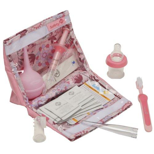 Safety 1st Complete Healthcare Kit, Pink Multi-Colored