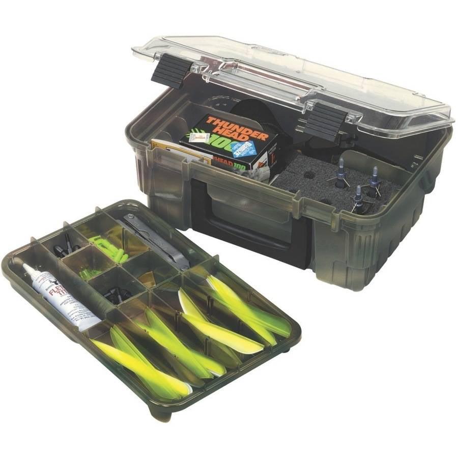 Plano Archery Accessory Box, Camo by Plano Molding Company