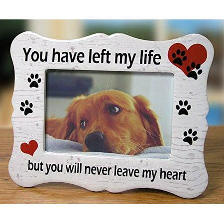 Pet Memorial Ceramic Picture Frame