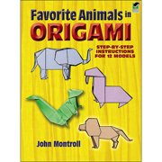 Dover Publications, Favorite Animals In Origami