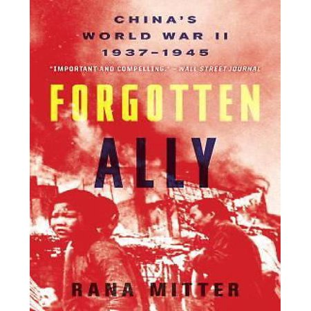Forgotten Ally: China's World War II, 1937-1945 - image 1 of 1