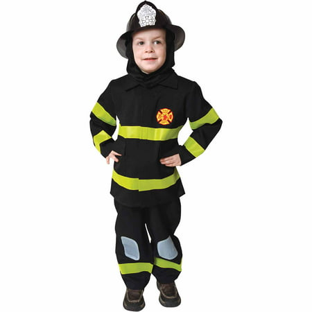 Fire Fighter Child Halloween Costume