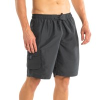 "Dolfin Men's 9"" boardshort in Multiple Colors and Sizes"