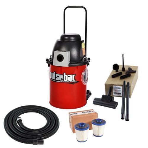 CDCLarue T103575ATOP Pulse-Bac No Clog Vacuum/Dust Collector 124 CFM