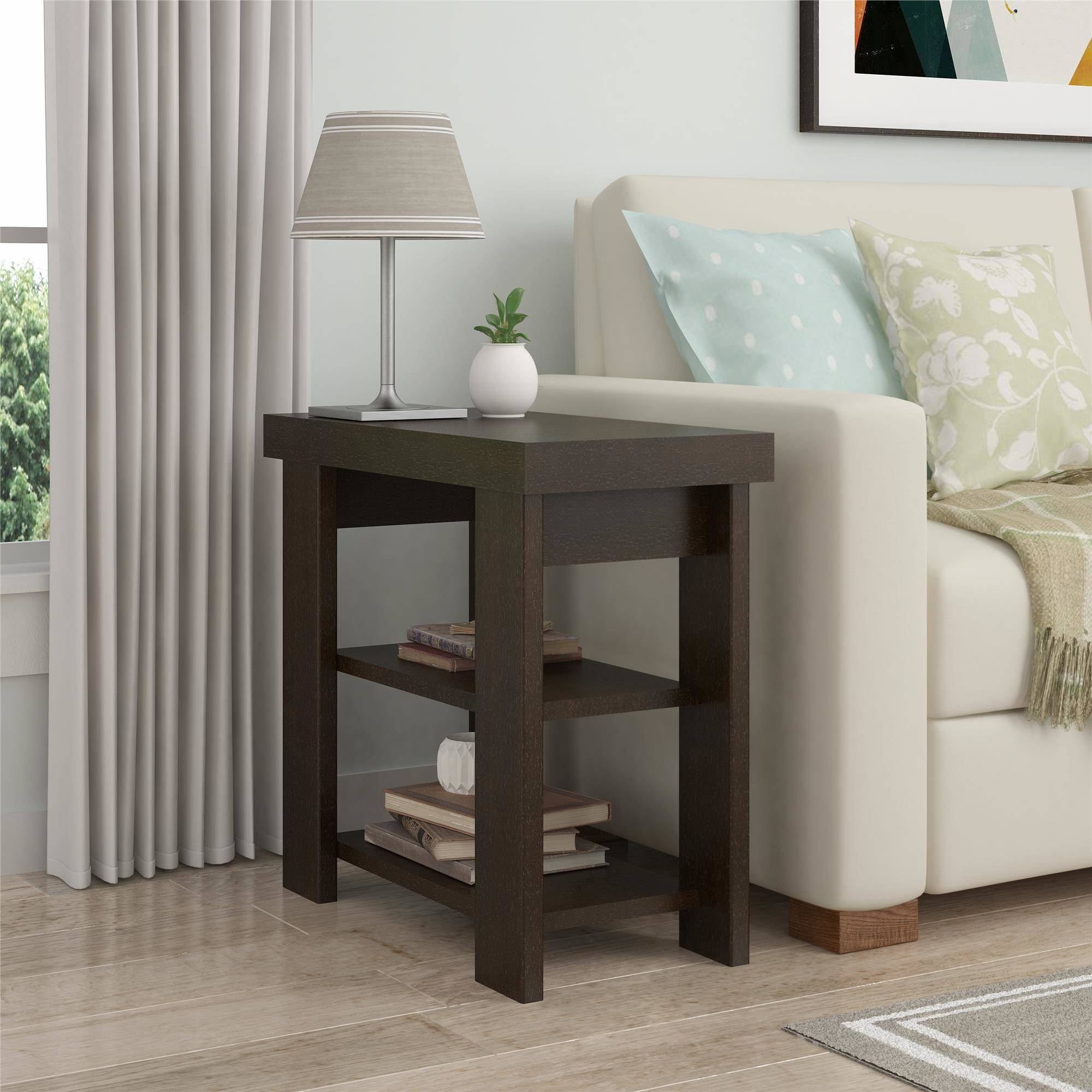Larkin Chair Side Table, Multiple Finishes
