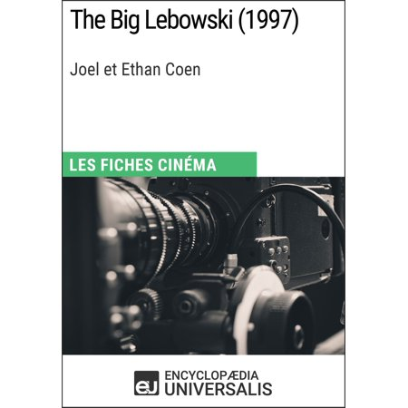 The Big Lebowski de Joel et Ethan Coen - eBook