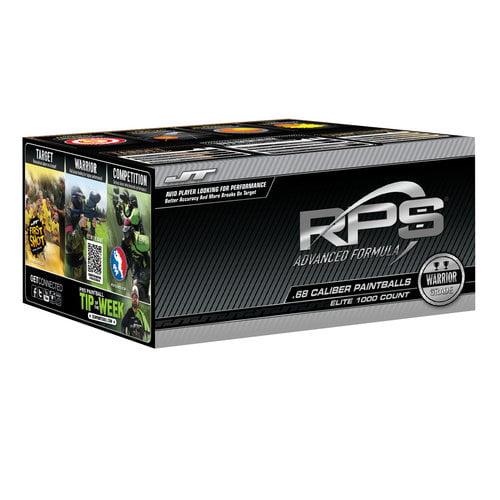 Rps 1000 Count Elite Paintballs