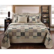 Greenland Home Fashions Oxford Quilt Set