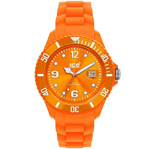 Armitron Ice-Watch Unisex Sili Collection Plastic and Sil...