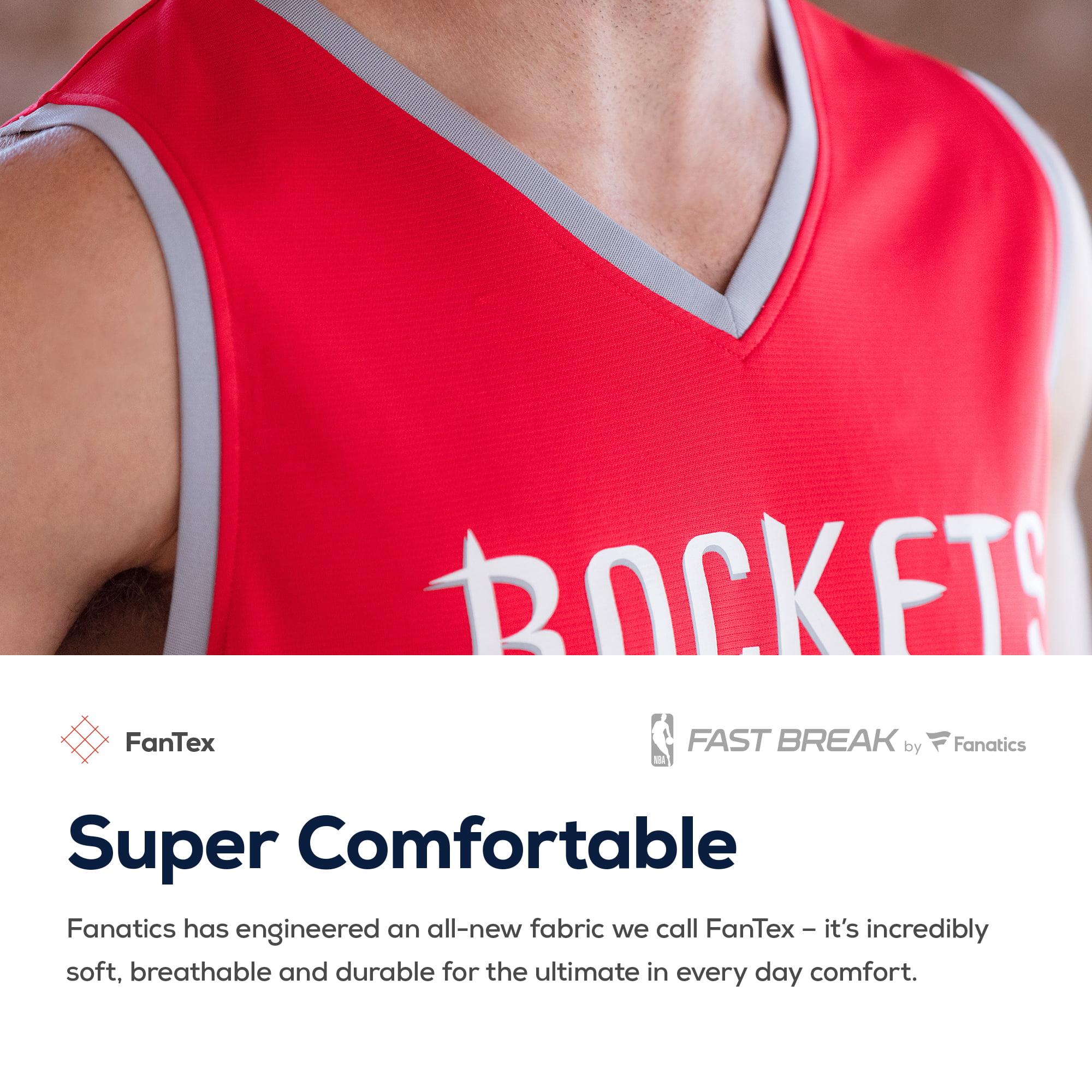 42e252d021b Carmelo Anthony Houston Rockets Fanatics Branded Fast Break Alternate Jersey  - Black - Walmart.com
