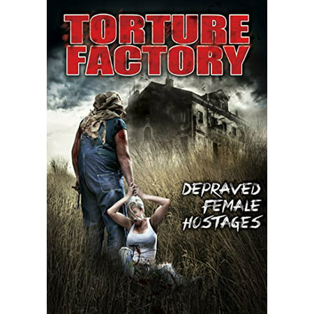 Torture Factory: Depraved Female Hostages - Female Horror Characters