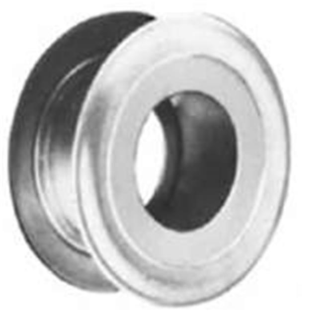 American Metal 6EWT 6 In. Wall Thimble - 2 Wall - image 1 of 1