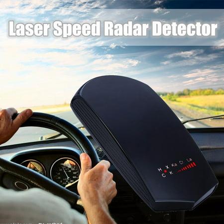 360 Degree Car V3 GPS Speed Police Safe Radar Detector Scan Voice Alert Laser