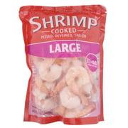 Frozen Cooked Large Shrimp 12 Oz
