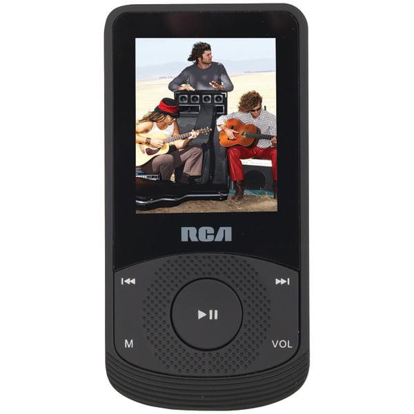 RCA M6504 4GB Video MP3 Player