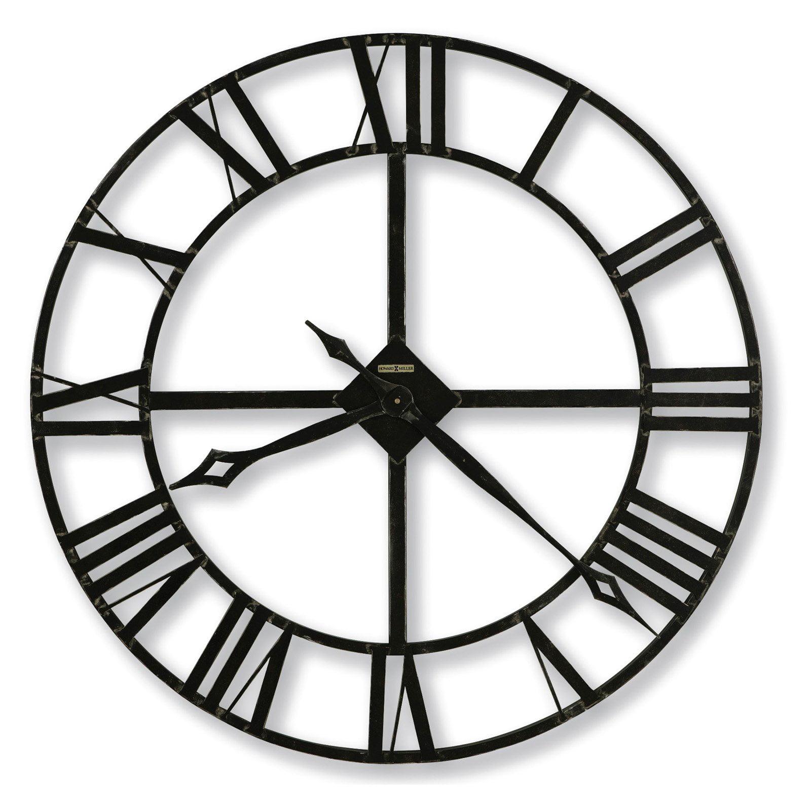 Howard Miller 625-423 Lacy II 14 in. Wall Clock by Howard Miller