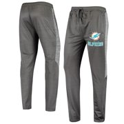 Miami Dolphins Concepts Sport Bullseye Jogger Pants - Charcoal