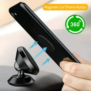 Magnetic Car Mount Air Vent Stand Cell Phone Bracket Holder for iPhone 7 Plus 8 Mobile Cellphone