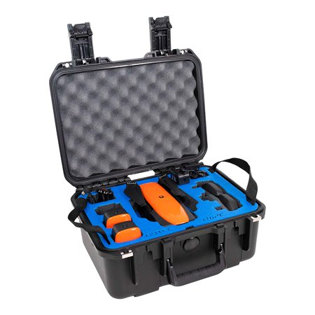 Camera Remote Controller - Autel Robotics EVO Drone Camera Rugged Bundle in Hard Case, Portable Folding Aircraft with Remote Controller, Captures Incredibly Smooth 4K 60fps Ultra HD Video and 12MP Photos