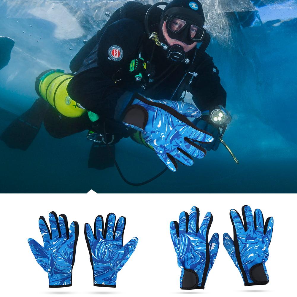 1.5MM Neoprene Scuba Surfing Snorkeling Kayaking Diving Swimming Sports Gloves, Snorkeling Glves, Diving Warm-keeping Gloves