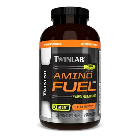 Amino Fuel-1000mg Twinlab, Inc 250 Tabs