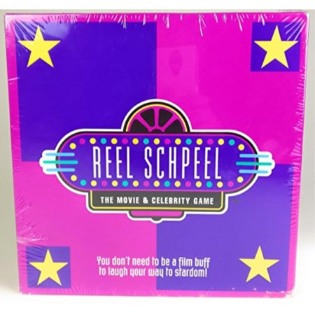 Reel Schpeel: The Movie and Celebrity Game (Buff Movie)