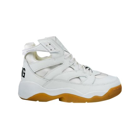 reputable site 5a32c b0a53 Ewing Athletics - Patrick Ewing Men s Athletic Shoes Ewing Image White Gum  1EW90182-156 - Walmart.com