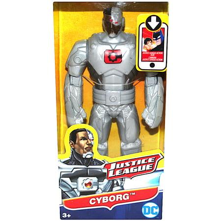 Cyborg DC Justice League 6