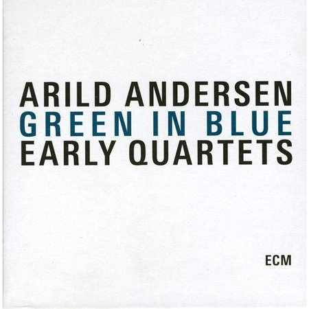 Green In Blue: Early Quartets (Reis) (Georgia O Keeffe Blue And Green Music)