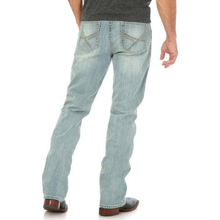1305998d774 Wrangler - Wrangler Men s Light Blue 20X No. 42 Vintage Jeans Boot ...