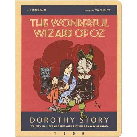 - The Wonderful Wizard of Oz Stitch Large Blank Notebook
