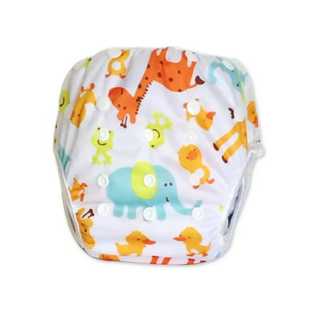 Leakproof Washable Reusable Swim Diapers For Kids 0 to 2