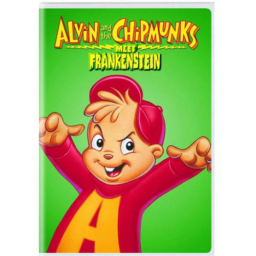 Alvin and the Chipmunks Meet Frankenstein (DVD) by Universal Studios