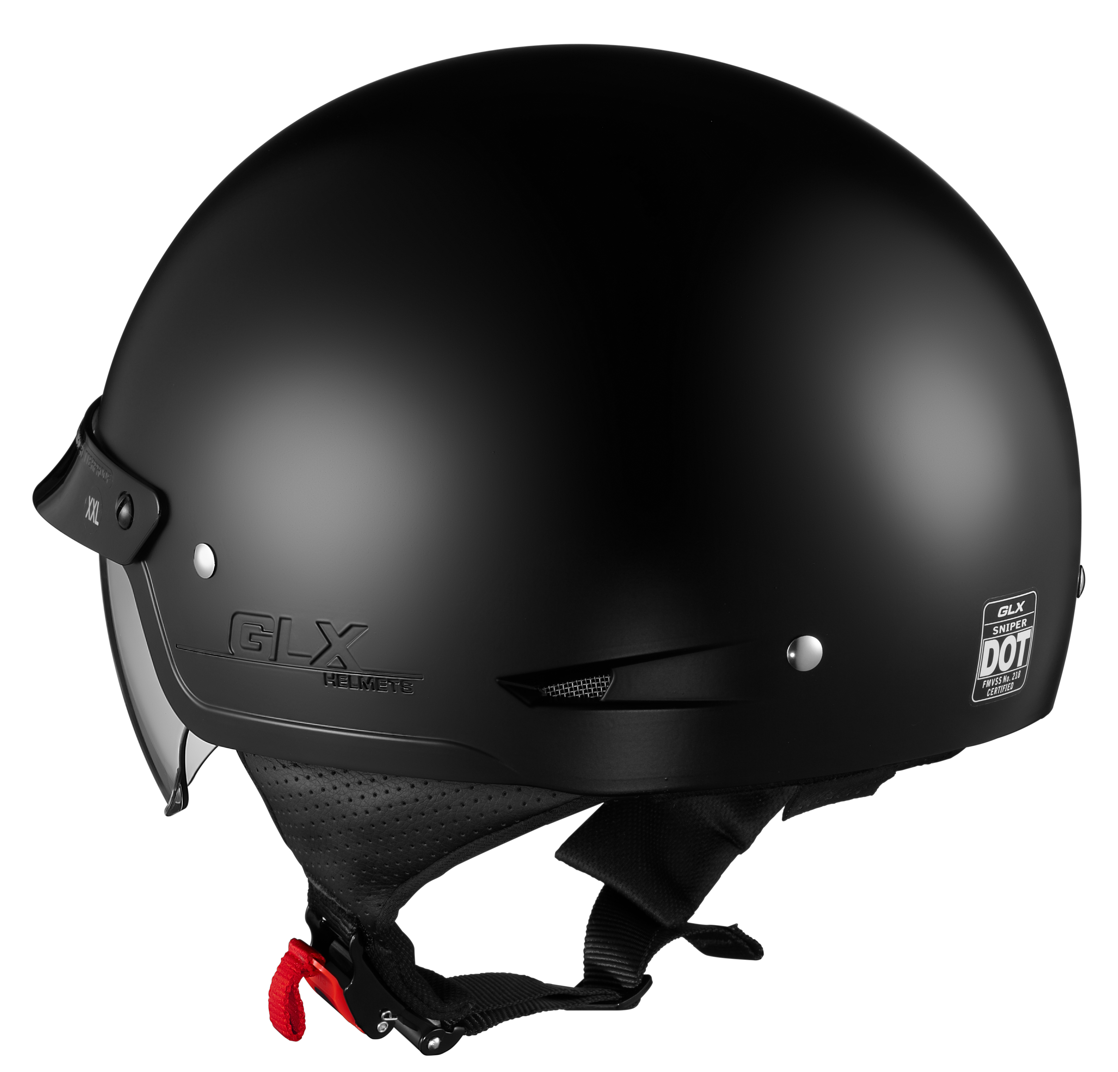 Men Women Motorcycle Half Helmet DOT Approved Half Head Cycling Scooters Helmets