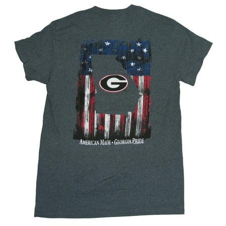 (University Of Georgia Bulldogs Land That I Love T-Shirt)