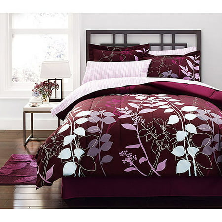 Hometrends Orkaisi Bed In A Bag Bedding Set