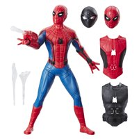 Spider-Man: Far From Home Deluxe 13-Inch-Scale Web Gear Spider-Man Action Figure