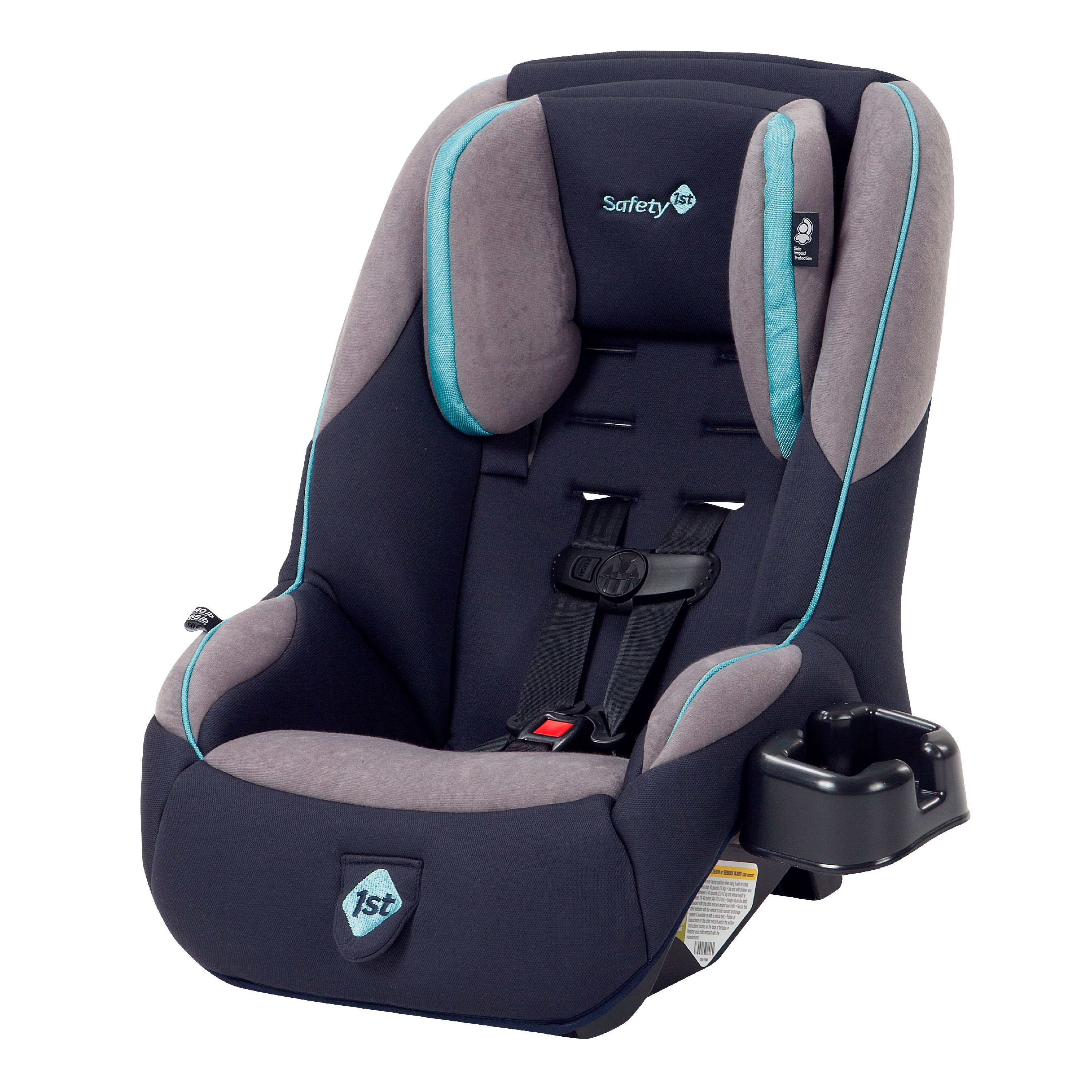 Safety 1�ᵗ Guide 65 Convertible Car Seat, Seaport by Safety 1st
