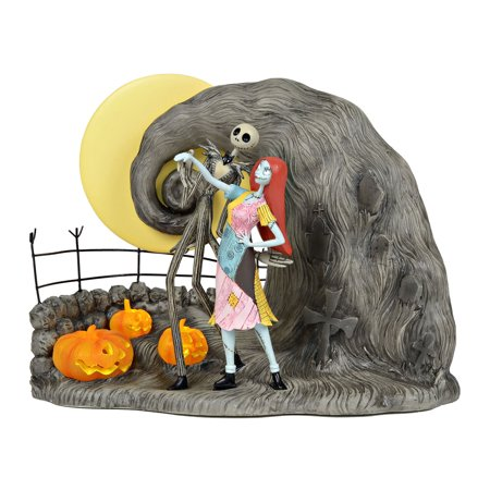 Disney Nightmare Before Christmas 6000410 Jack And Sally Figurine 2018](Jack And Sally Nightmare Before Christmas)