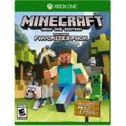 Refurbished Microsoft Minecraft: Favorites Pack - Xbox One